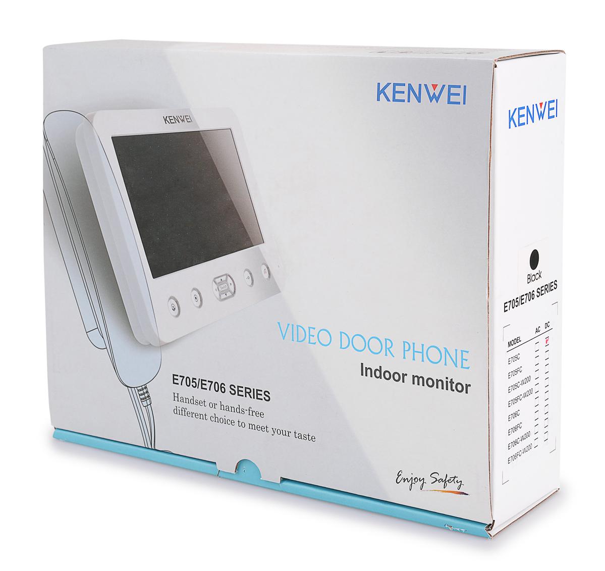 Opakowanie monitora KW-E705FC/W100-B