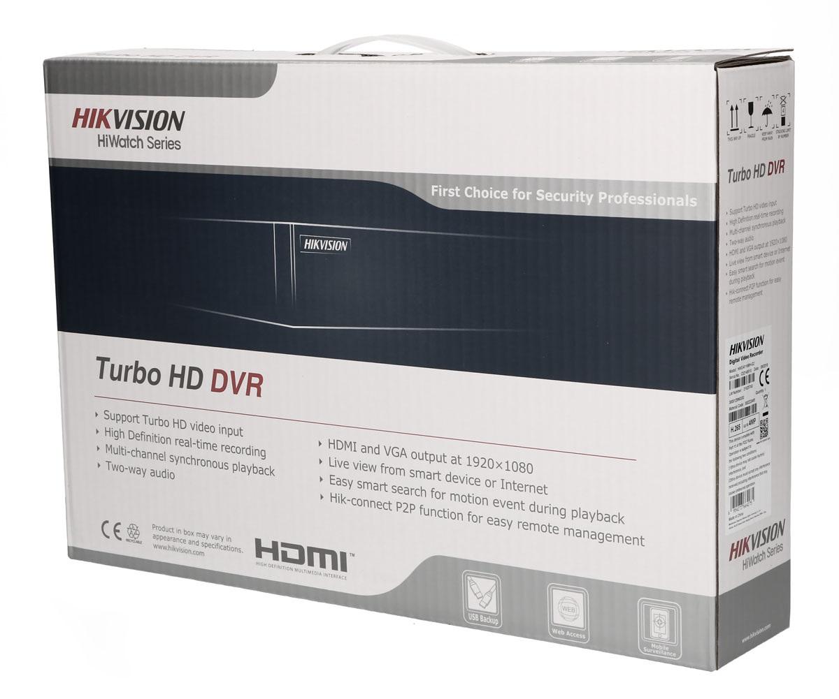 Opakowanie rejestratora HWD-6108MH-G2