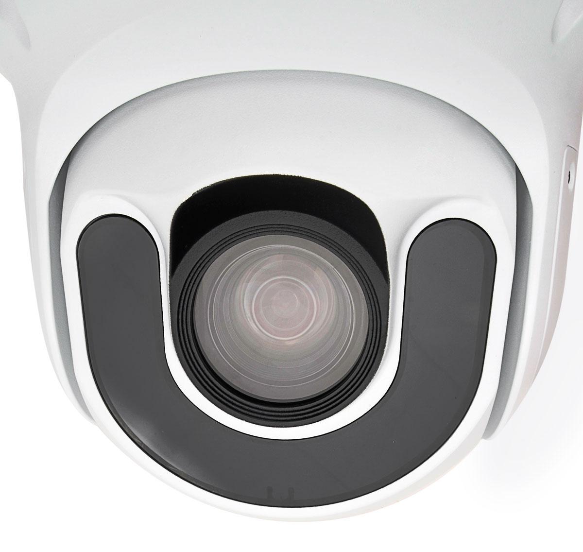 Niewidoczny oświetlacz podczerwieni w kamerze BCS-P-5634RSA