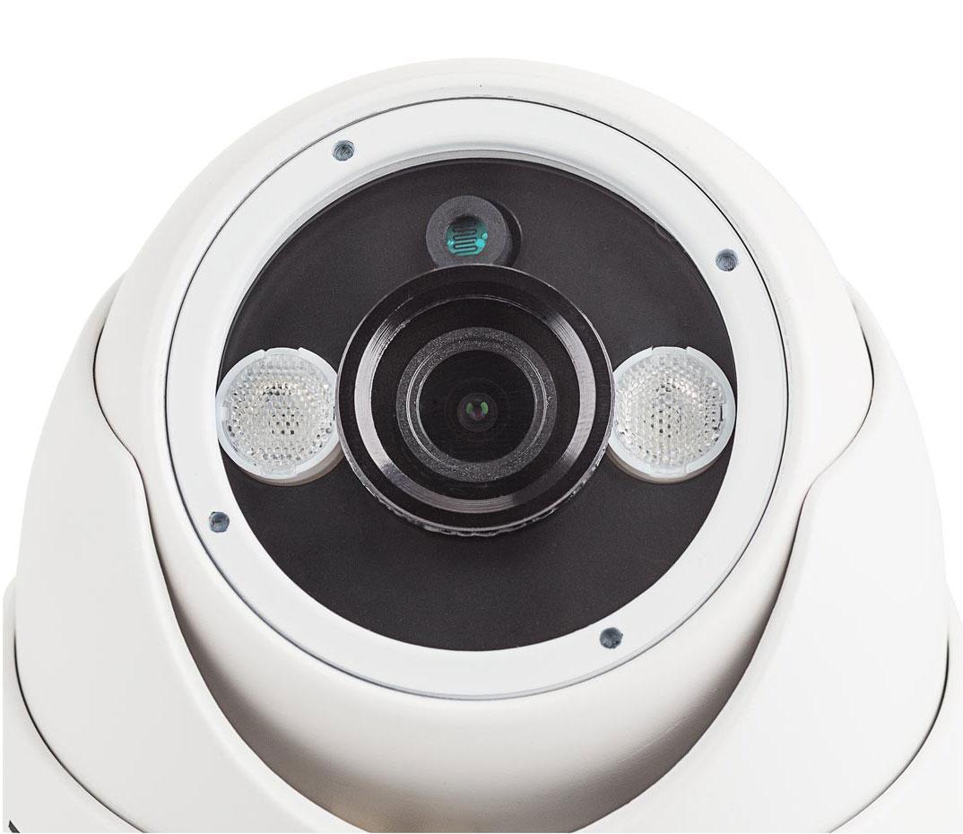 Oświetlacz podczerwieni kamery BCS-DMQE2200IR3-B