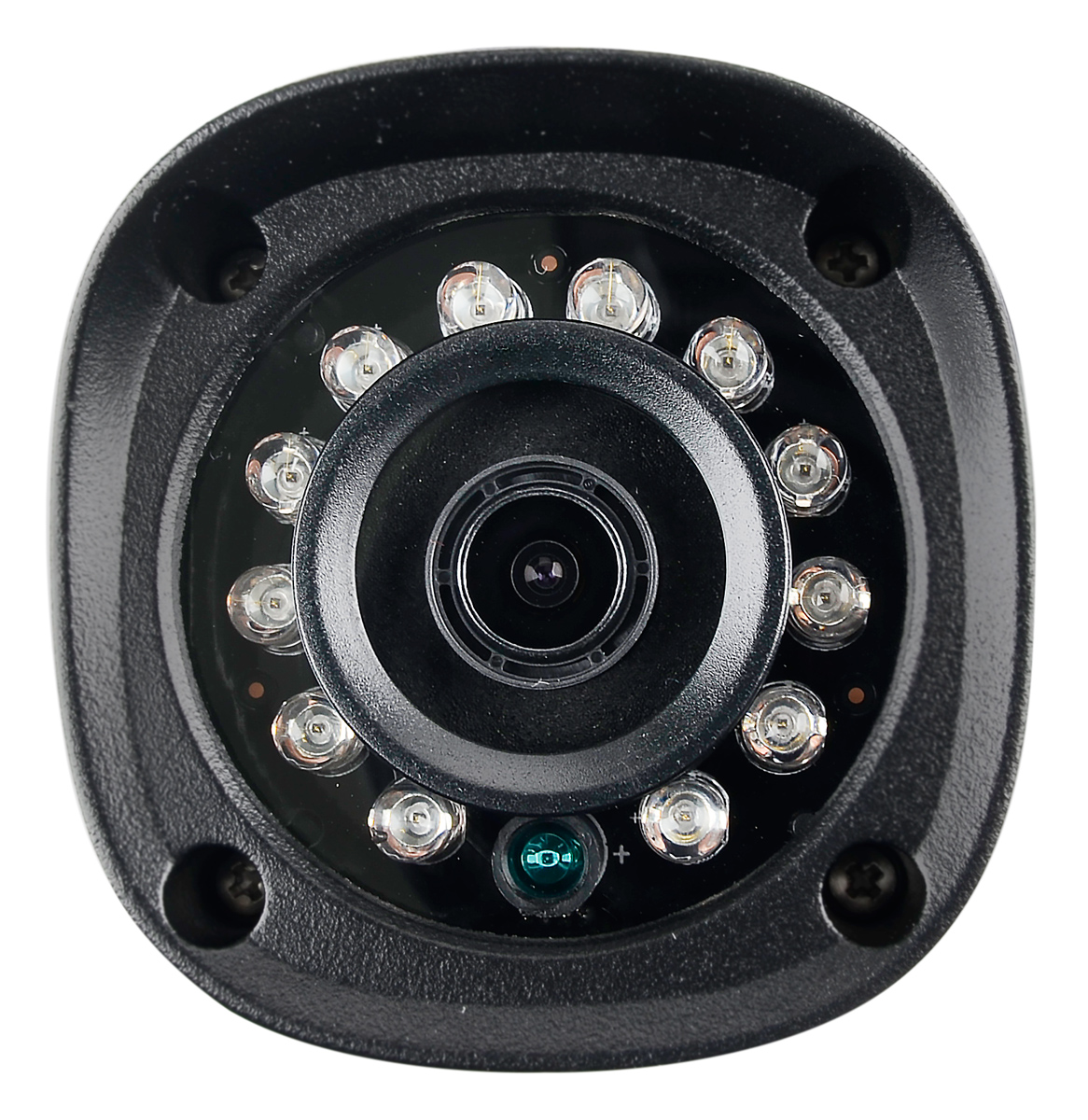 Obiektyw i oświetlacz podczerwieni kamery DH-HAC-HFW1000RMP
