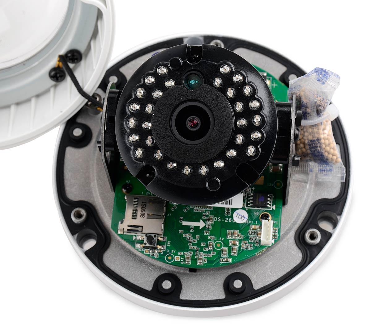 Oświetlacz podczerwieni kamery DS-2CD2120F-I