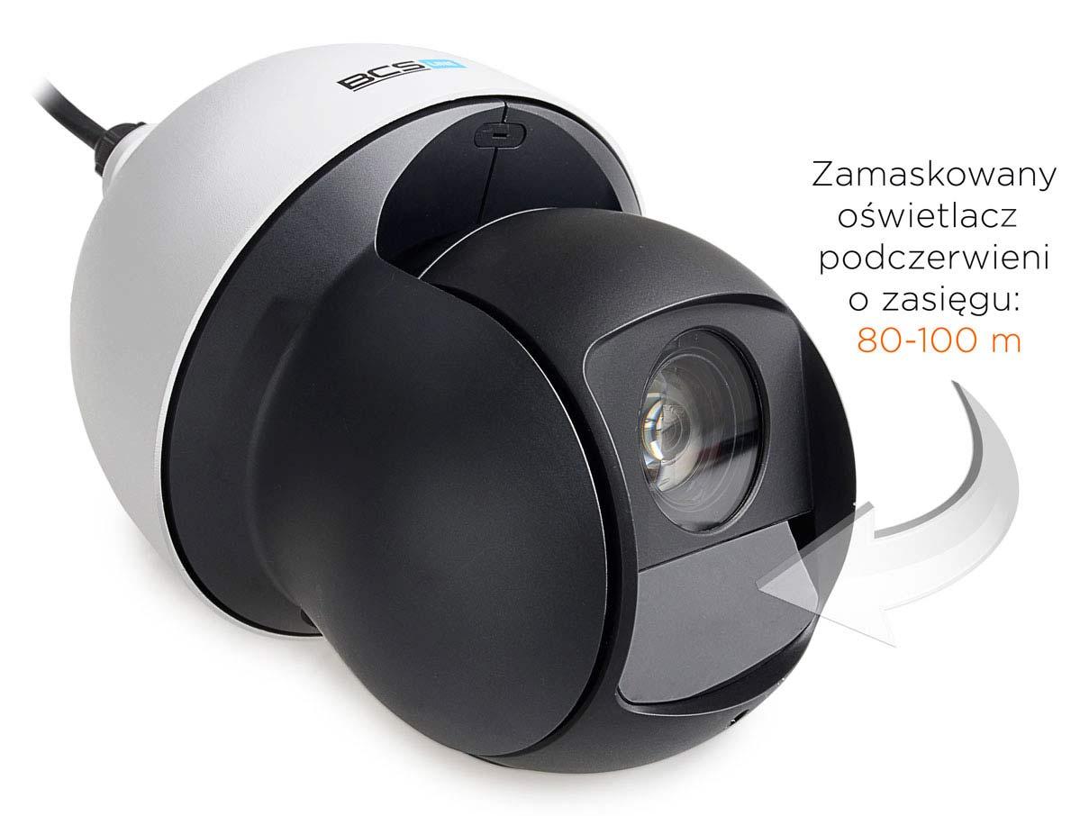 Oświetlacz podczerwieni kamery BCS-SDHC4212