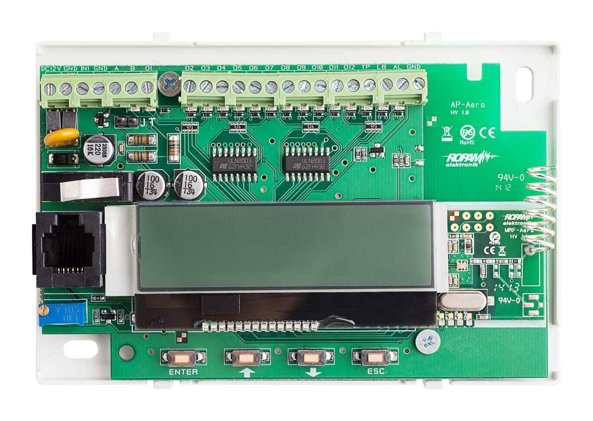 Płytka elektroniki punktu dostępu APm-Aero