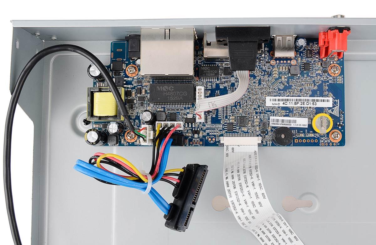 Płytka elektroniki rejestratora BCS-NVR0401X5ME-P
