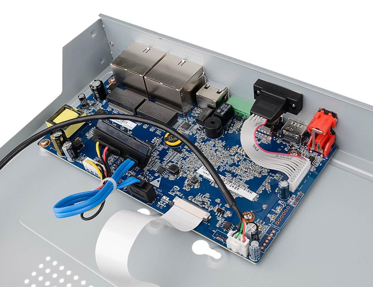 Płytka elektroniki rejestratora BCS-NVR0801X5ME-P