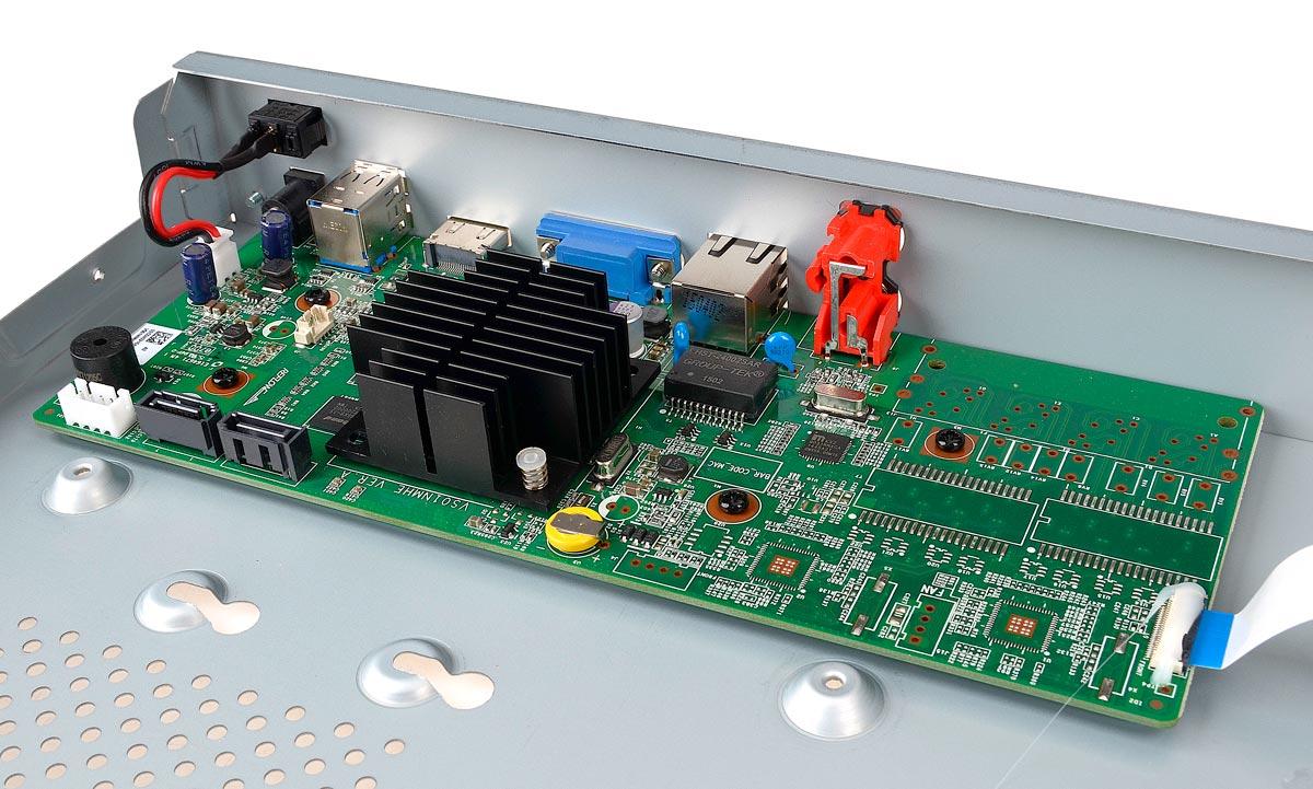 Płytka elektroniki rejestratora BCS-PNVR0802