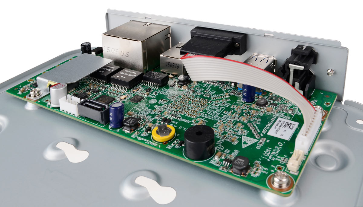 Płytka elektroniki rejestratora BCS-PSNVR0401-4P