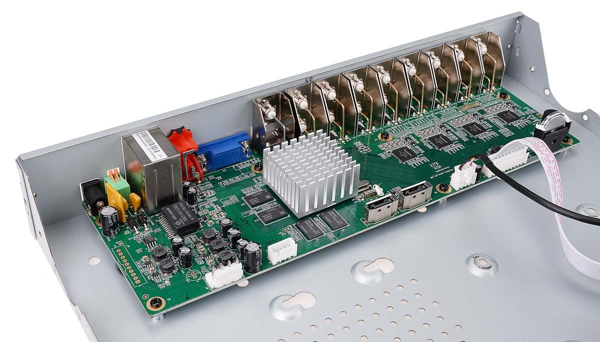 Płytka elektroniki rejestratora BCS-QDVR1601ME