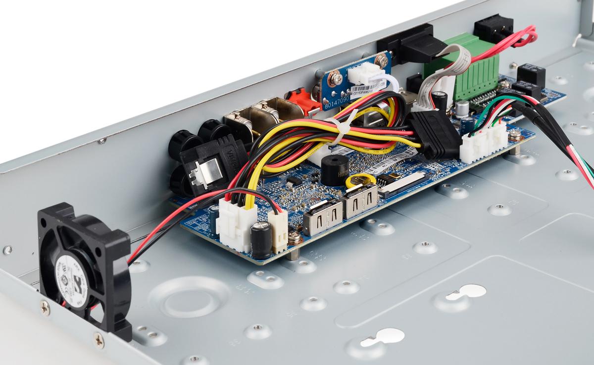 Płytka elektroniki rejestratora DHI-HCVR4204A-S2