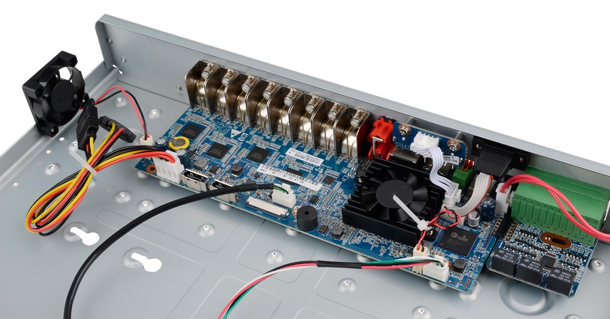 Płytka elektroniki rejestratora DHI-HCVR4216A-S2