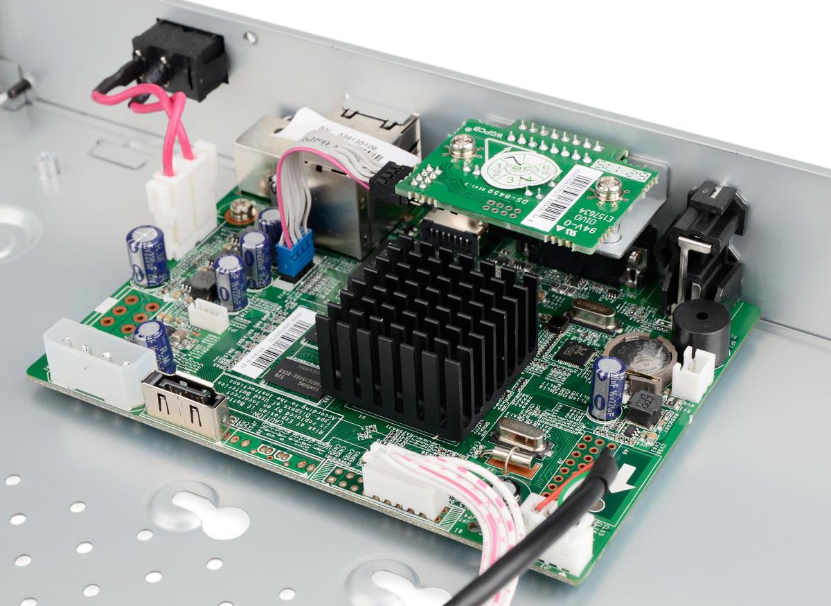 Płytka elektroniki rejestratora DS-7604NI-E1/A