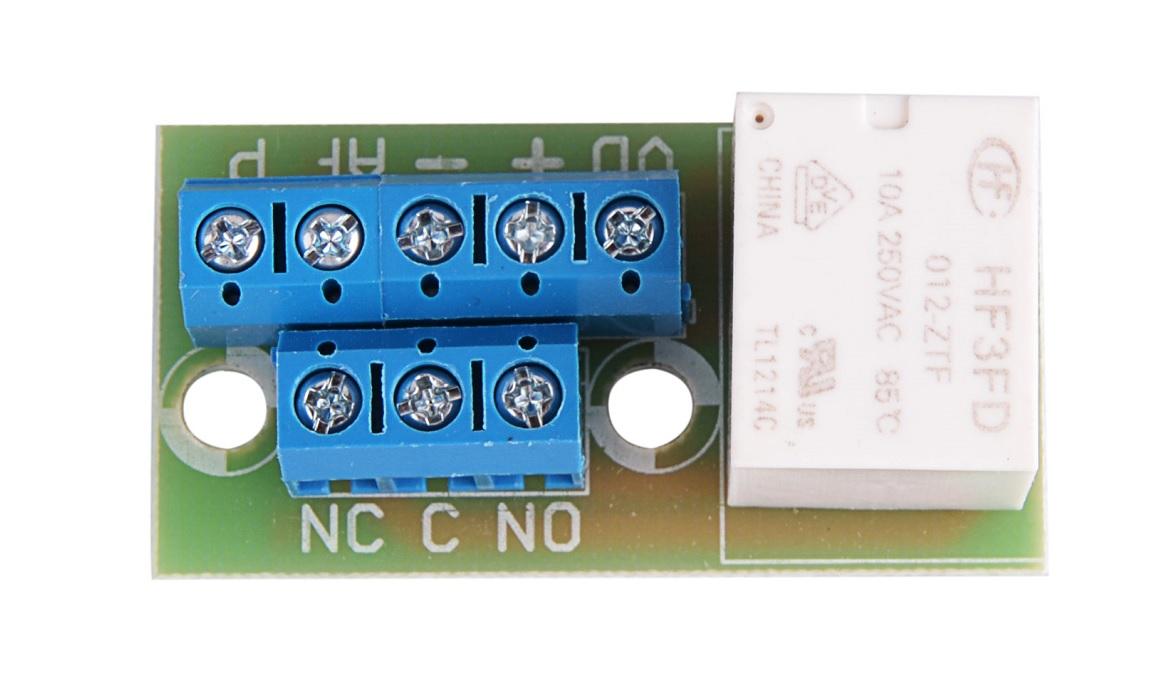 Zaciski modułu KW-EX1