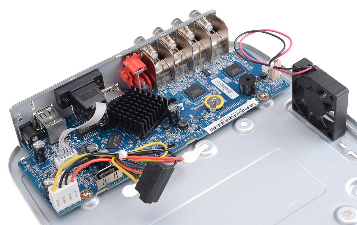Płytka rejestratora BCS-CVR0801E-IV