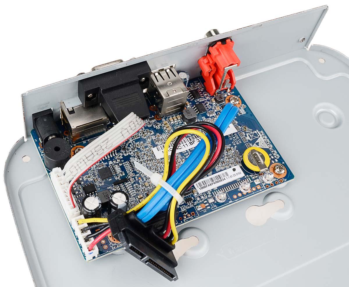 Płytka elektroniki rejestratora BCS-NVR16015ME
