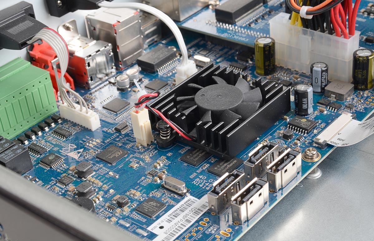 Płytka rejestratora BCS-NVR1604-4K-P