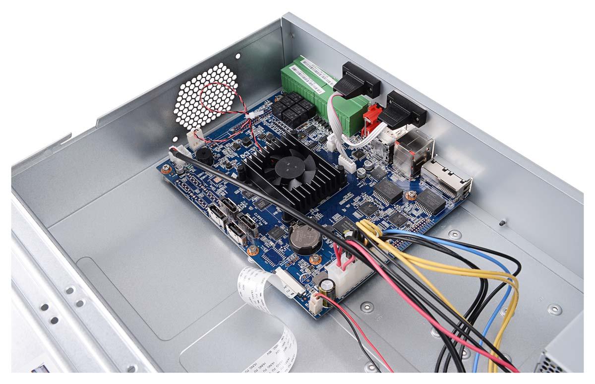 Płytka elektroniki rejestratora BCS-NVR3204-4K-II