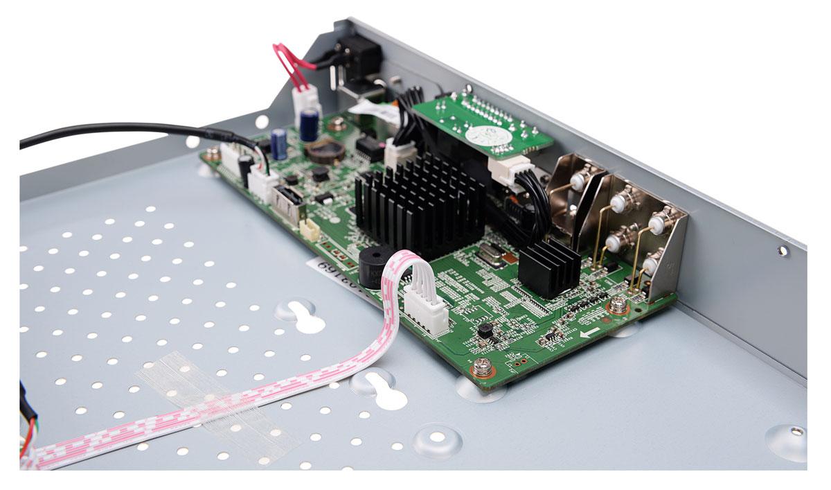 Płytka elektroniki rejestratora DS-7204HQHI-F1/N/A