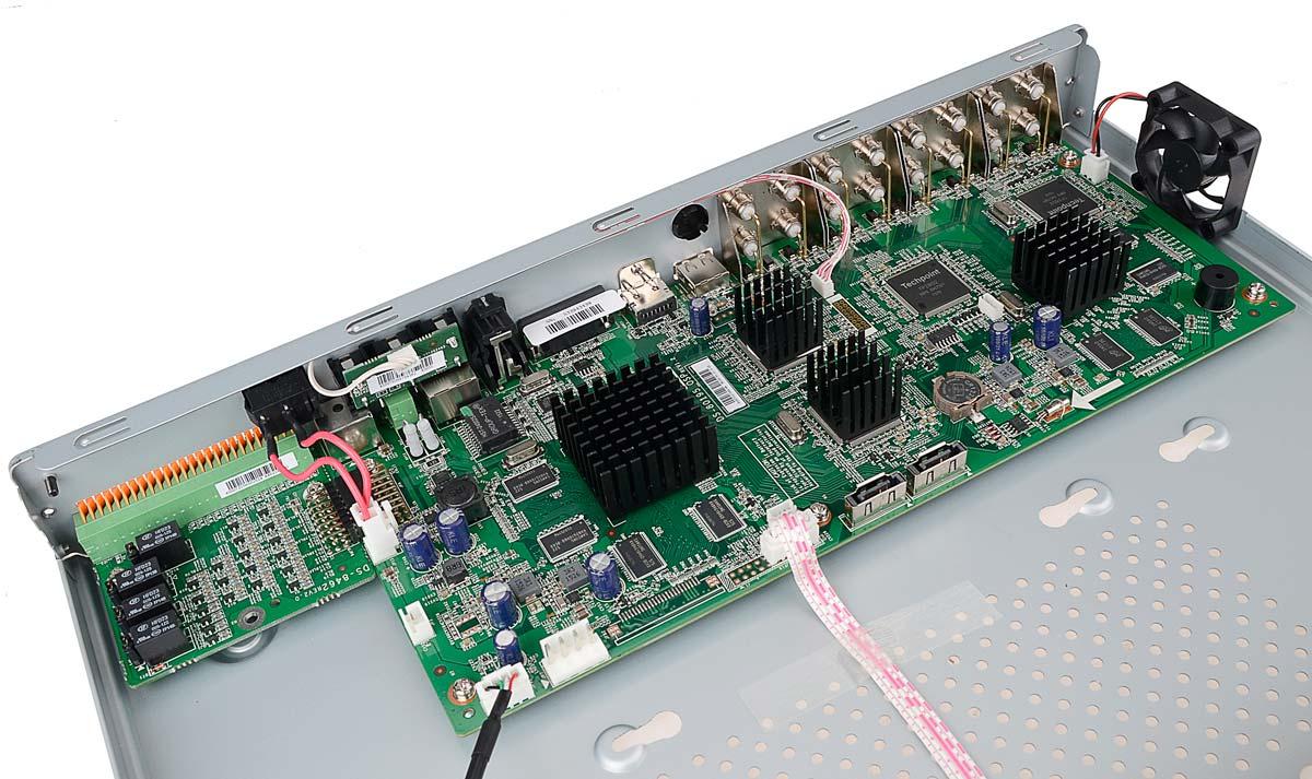 Płytka elektroniki rejestratora DS-7216HGHI-SH/A