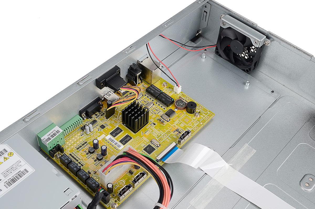Płytka elektroniki rejestratora DS-7732NI-E4