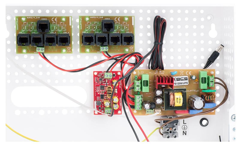 Moduł zasilacza BCS-UPS/A8/E