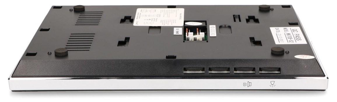 Pokrętła do regulacji parametrów pracy monitora M670B-S2