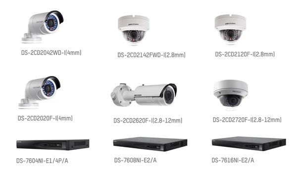 Promocja Hikvision - kamery i rejestratory