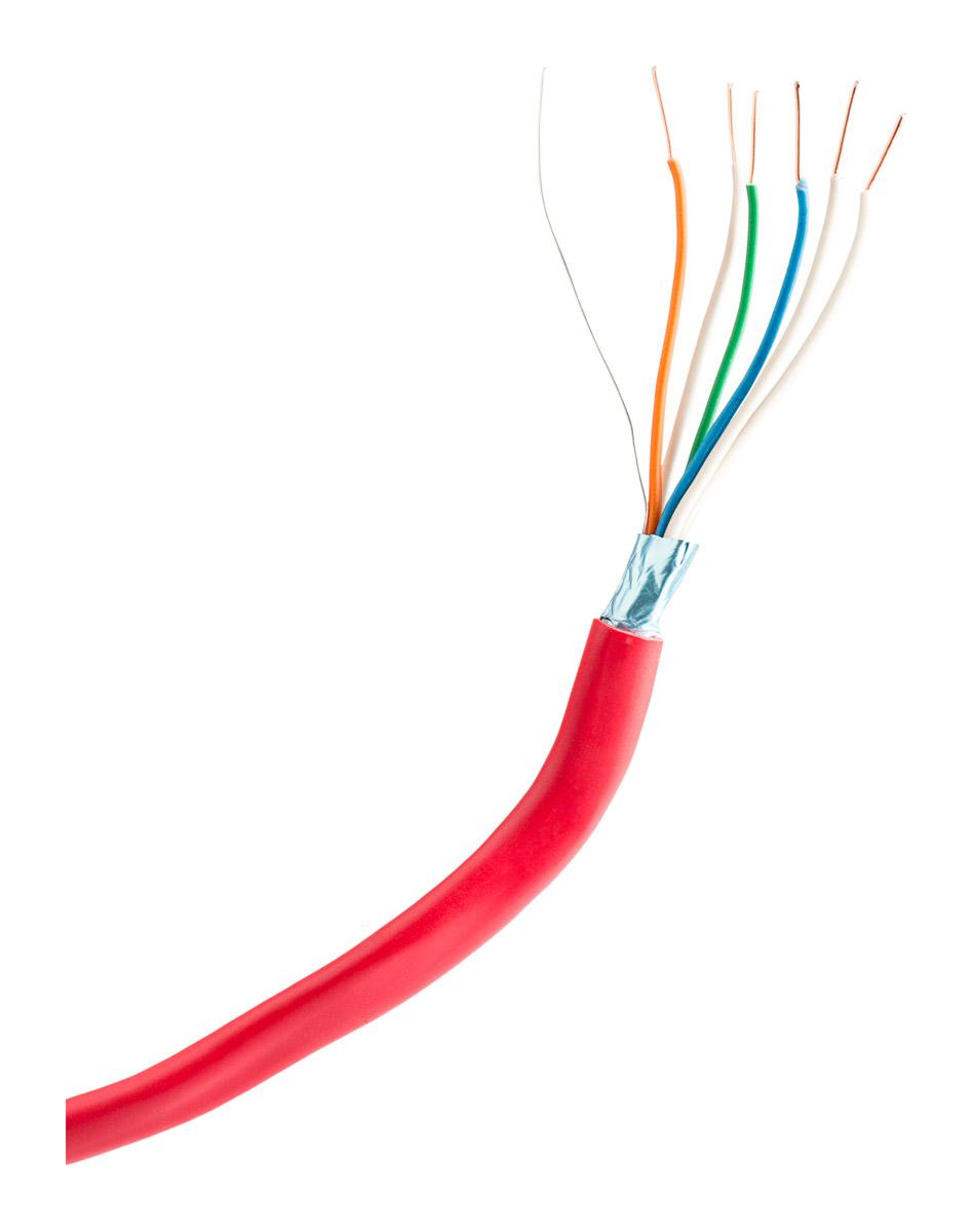 Przekrój kabla YnTKSYekw 3x2x0.8mm