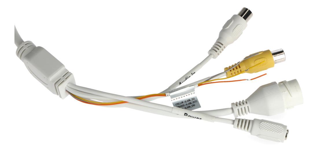 Przewód połączeniowy kamery BCS-DMIP3401AIR-IV