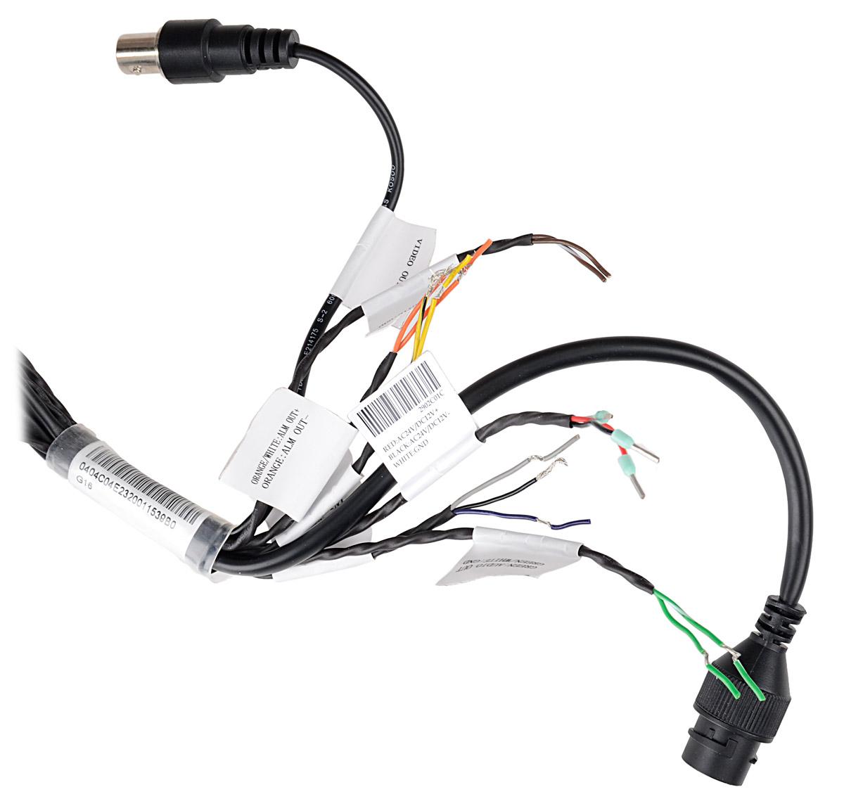 Przewód połączeniowy kamery BCS-P442R3WSA