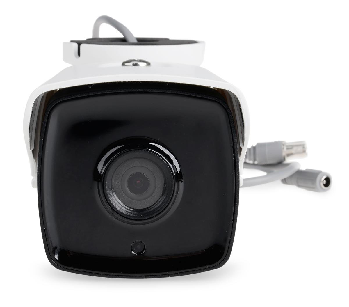 Niewidoczny oświetlacz podczerwieni w kamerze DS-2CE16C0T-IT3(B)