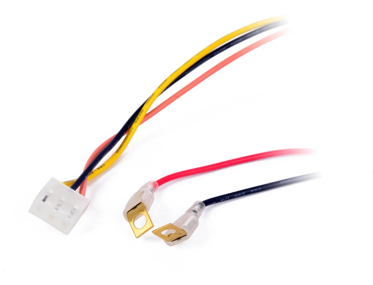Przewody połączeniowe zasilacza PSB251215