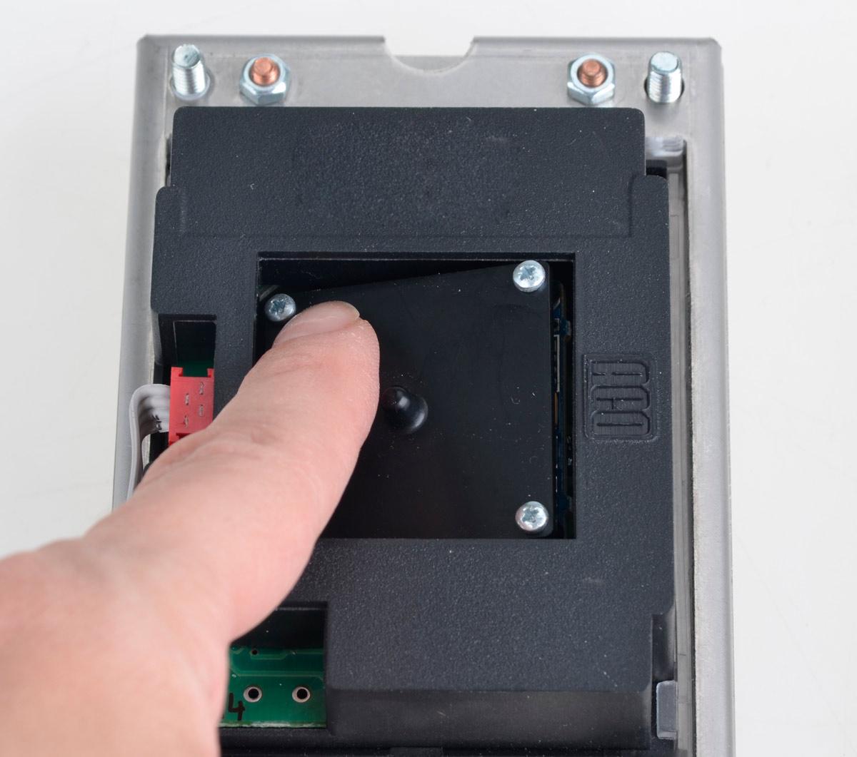 Regulacja położenia kamery FAM-PV-1NPZS NT