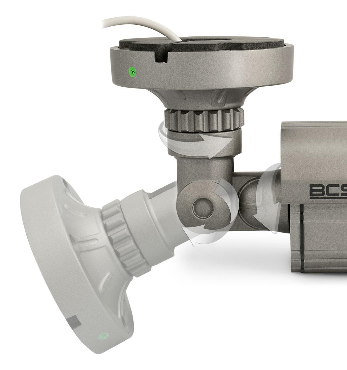 Regulowany uchwyt kamery BCS-TQE6200IR3