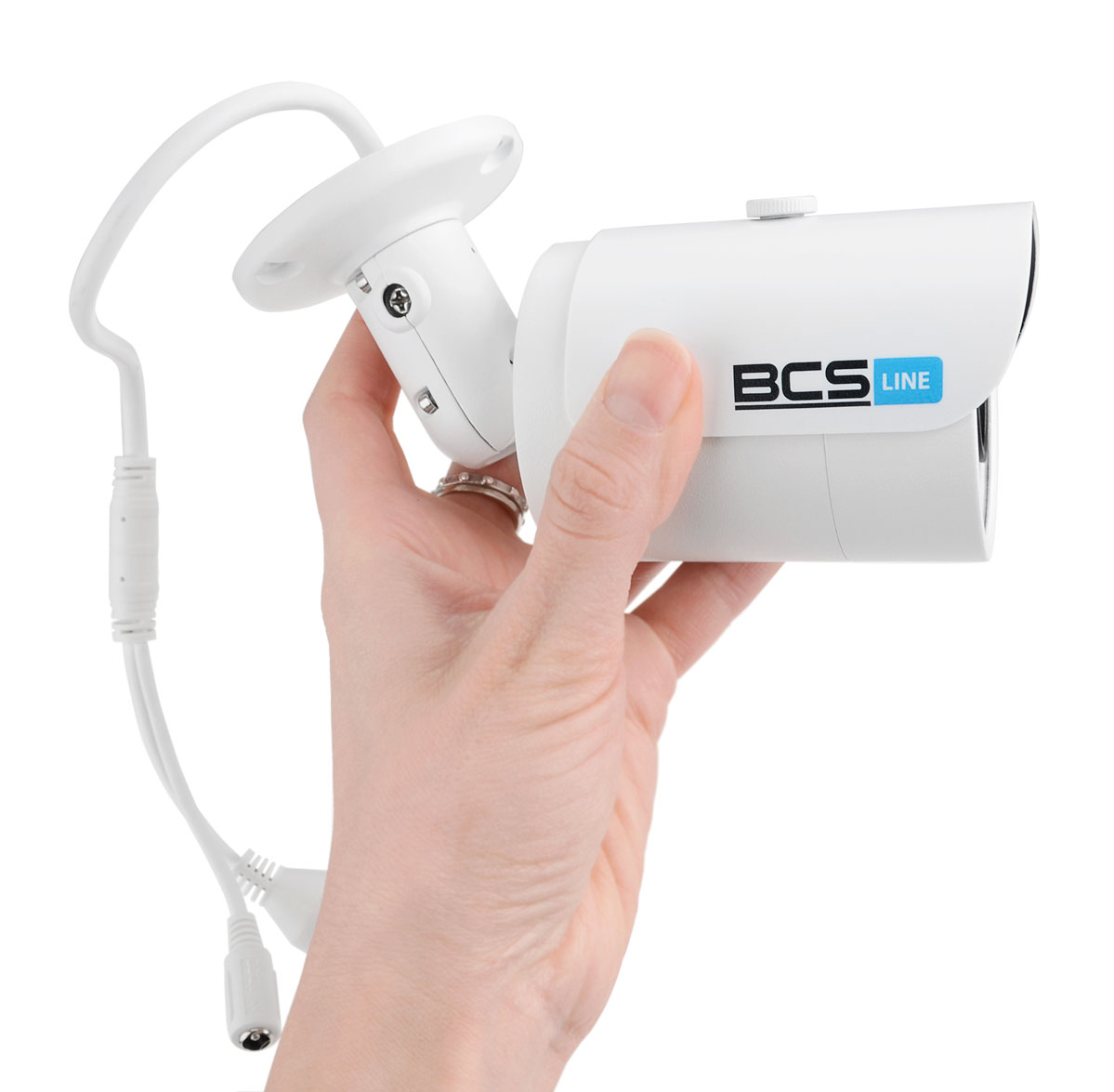 Niewielkie wymiary kamery BCS-TIP3300IR-E