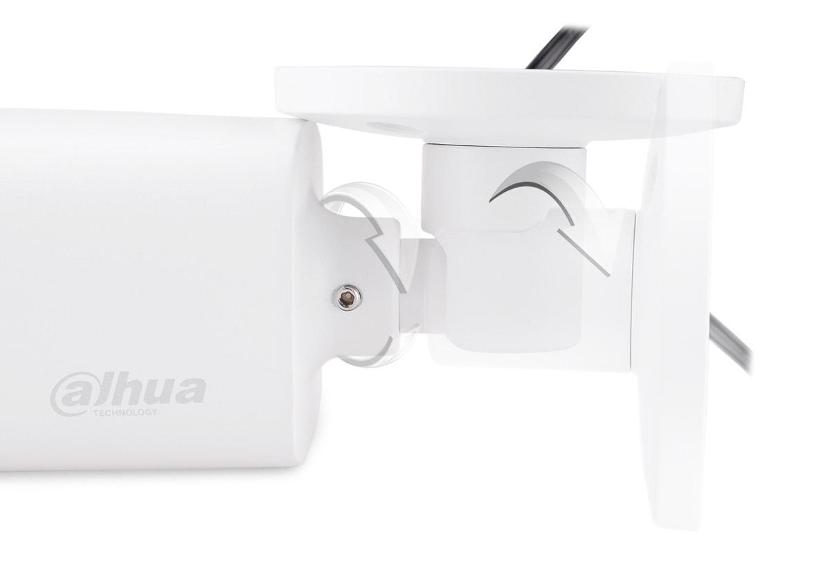 Ruchomy uchwyt kamery DH-HAC-HFW1200R-VF
