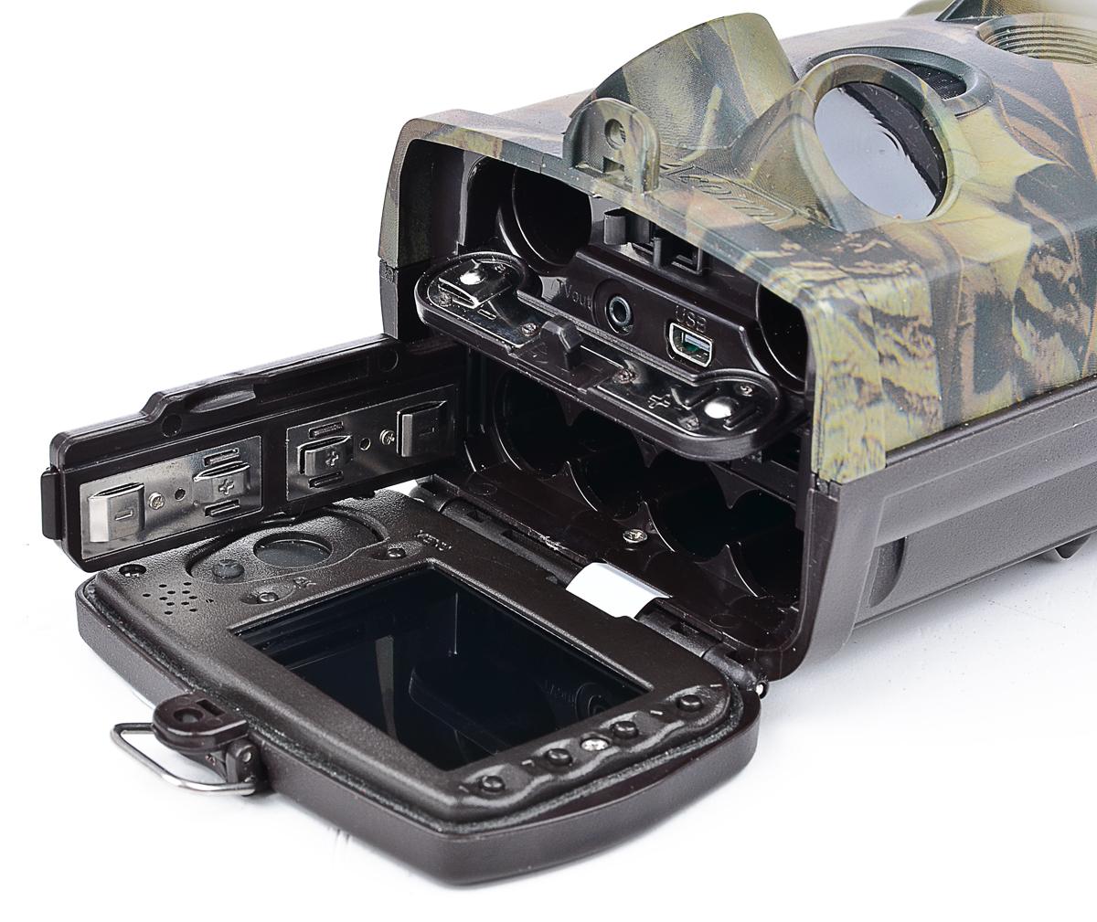 Istnieje możliwość otwarcia dolnej części obudowy SGN-6210MHD