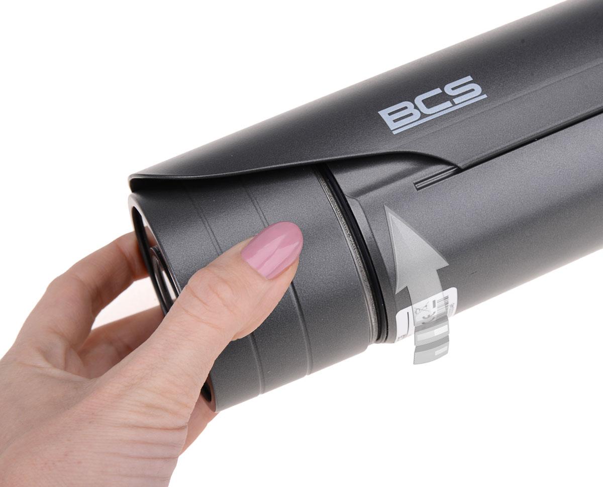 Sposób otwierania kamery BCS-TQ3200IR3