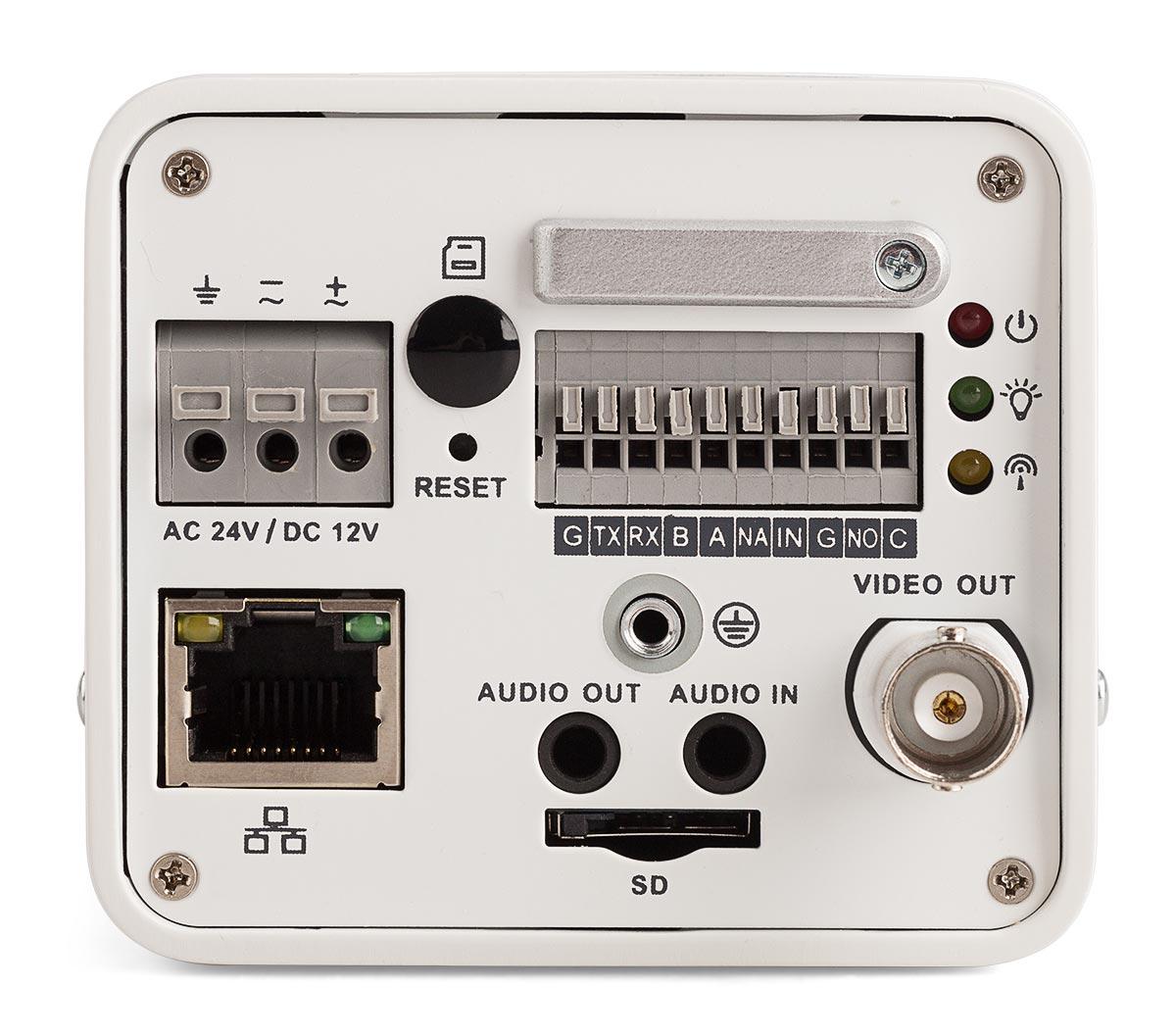 Gniazda kamery IP BCS-BIP7200A