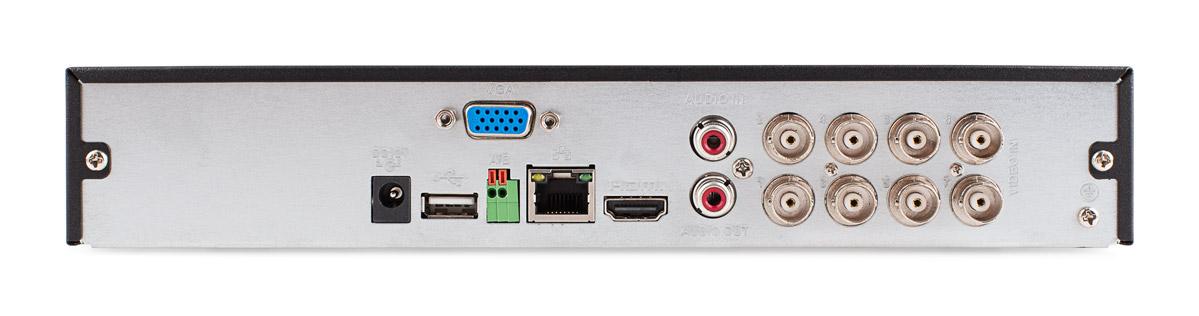 Gniazda rejestratora DHI-HCVR4108HS-S2