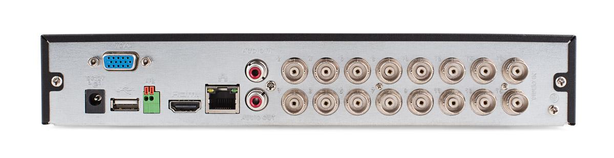 Gniazda rejestratora DHI-HCVR4116HS-S2