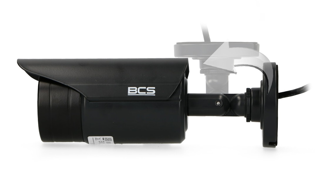 Regulowany uchwyt kamery BCS-TQ3503IR3-G