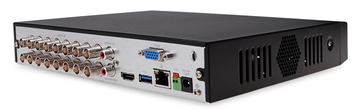 Gniazda rejestratora BCS-CVR1601-IV