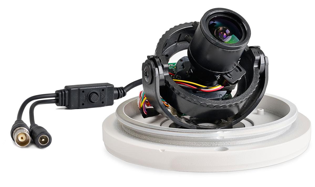 Wnętrze kamery BCS-DPHA4130TDNU