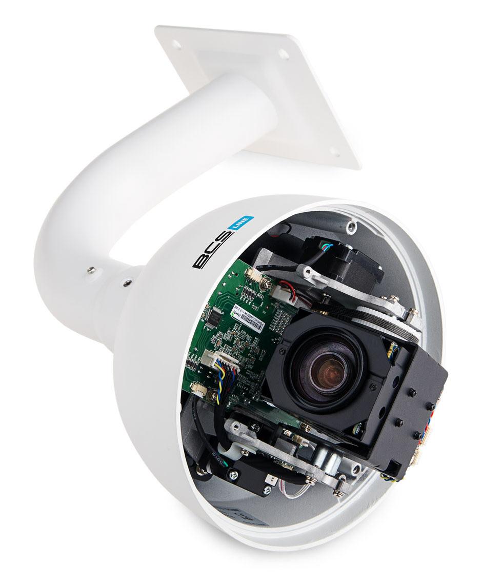 Wnętrze kamery obrotowej BCS-SDHC2220
