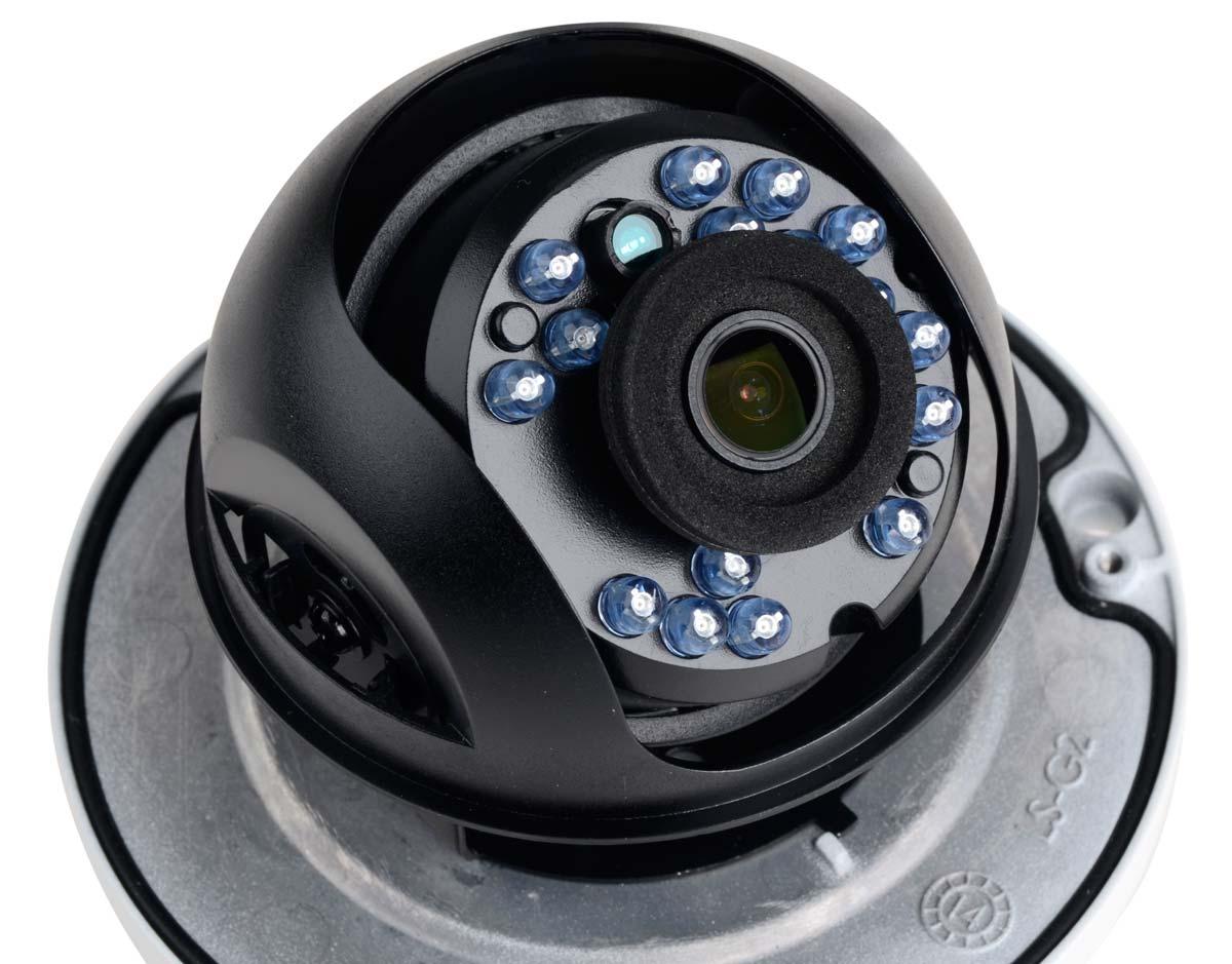 Oświetlacz podczerwieni kamery DS-2CD56D1T-VPIR