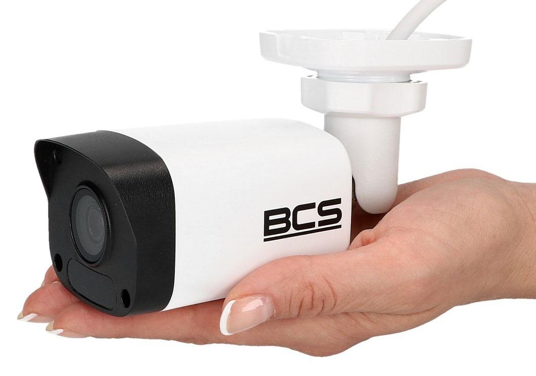 Kamera tubowa IP BCS-P-412R-E-II