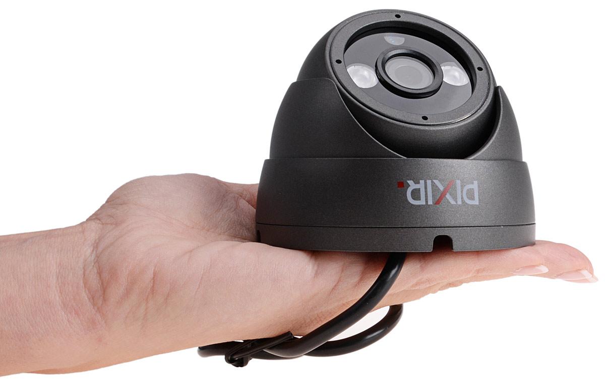 Niewielkie wymiary kamery PIX-Q20FDMIR3 (2.8)