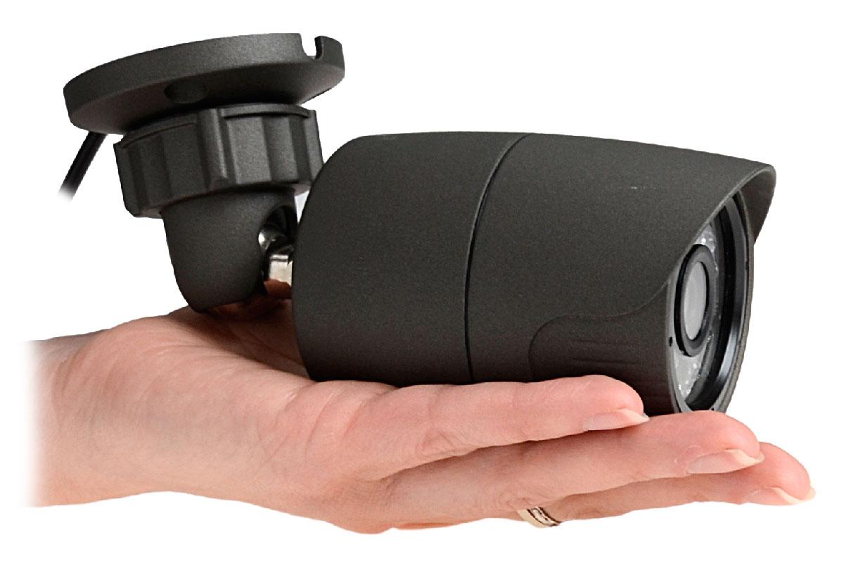 Kamera SM-A13FBIR cechuje się niewielkimi wymiarami