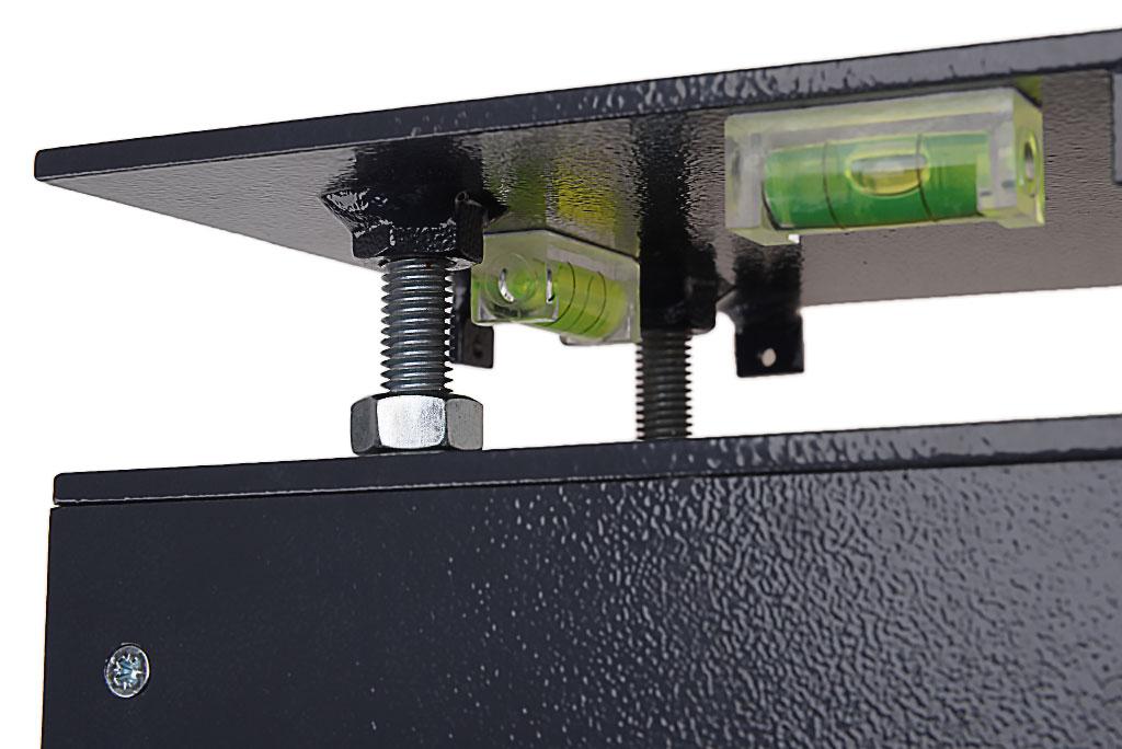 Zamocowany adapter montażowy
